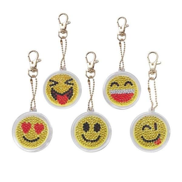 6/22: Smiley Keychains (#1028)