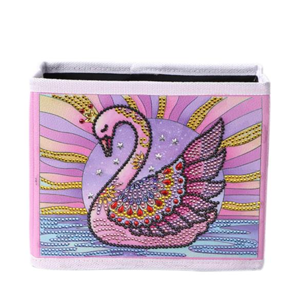 7/13: Swan Storage Container Box (#709)