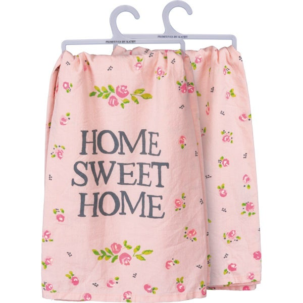 Home Sweet Home Dish Towel *Final Sale*