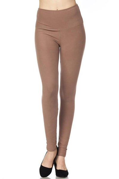 "Mocha Legging 5"" Waistband - Women *Final Sale*"