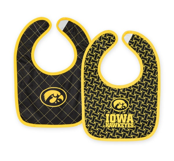 Iowa Baby Bibs 2pk *Final Sale*