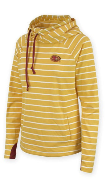 Iowa State Double Hoodie For Women