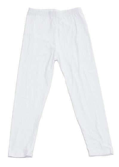 White Leggings For Girls