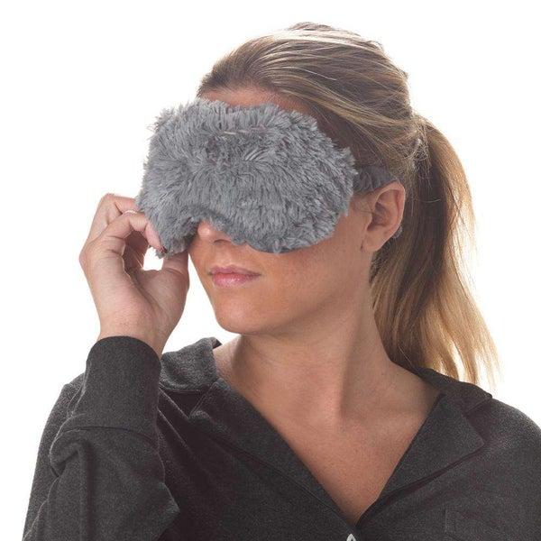Gray Warmies Eye Mask *Final Sale*