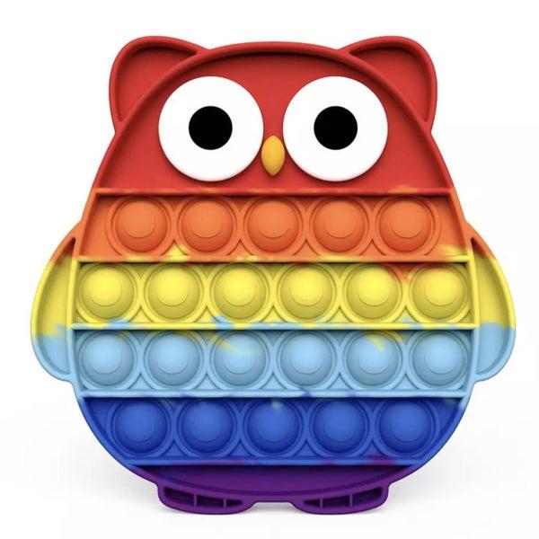 Owl Fidget Popper *Final Sale*