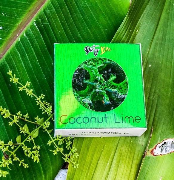 Dirty Bee Coconut Lime Loofah Soap *Final Sale*