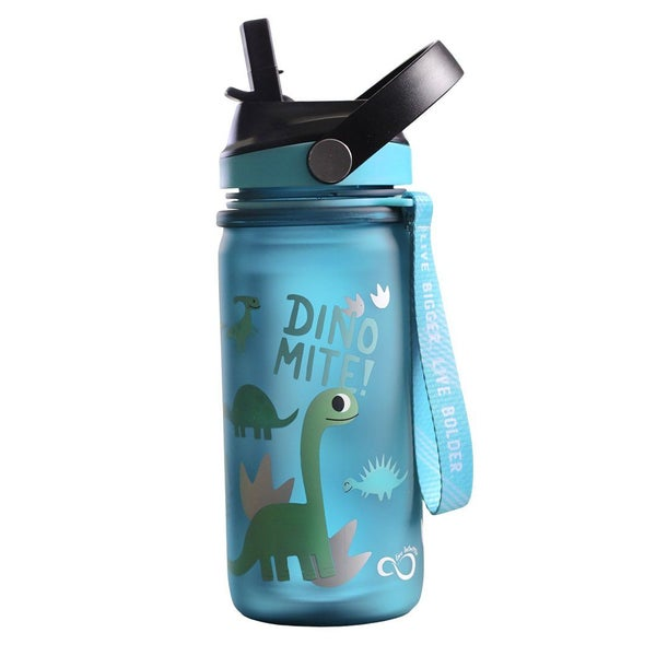 Kids Dinosaur 12oz Sports Bottle