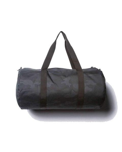 Black Camo Day Tripper Duffel Bag