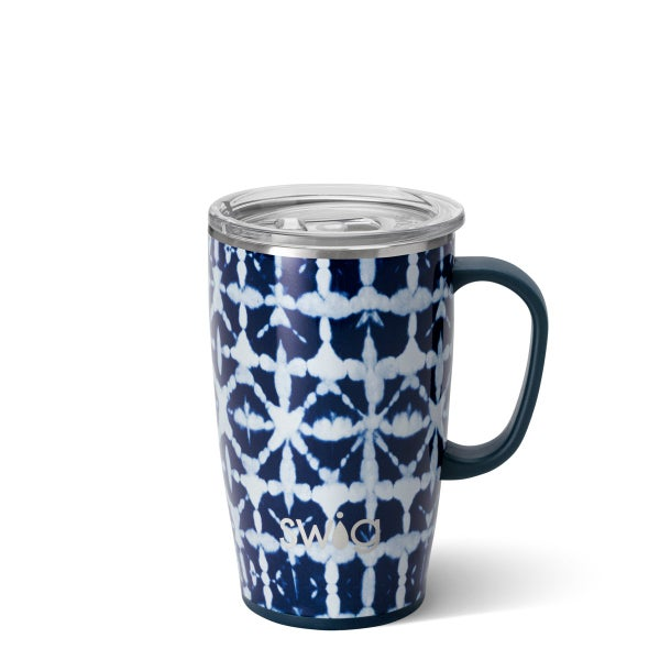 Swig Indigo Isles 18oz Mug