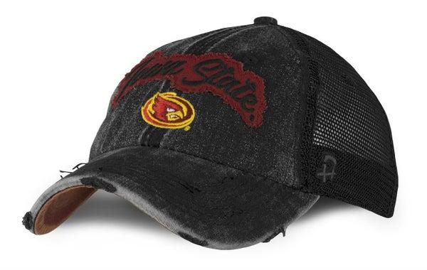 Iowa State Acid Wash Trucker Hat *Final Sale*
