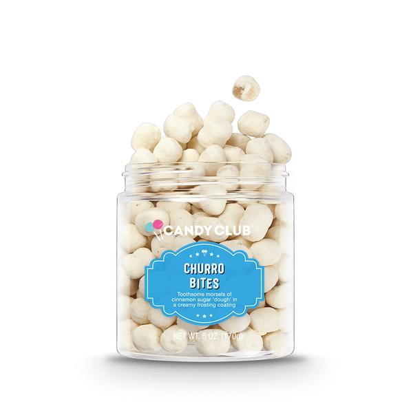 Churro Bites - Candy Club Candy Bites *Final Sale*