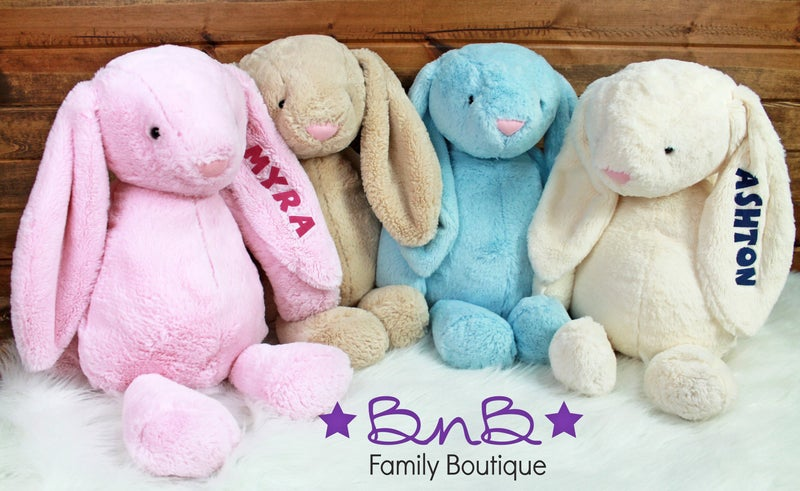 Plush Bunny - 3 sizes available *Final Sale*