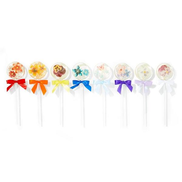 Flower Lollipops *Final Sale*