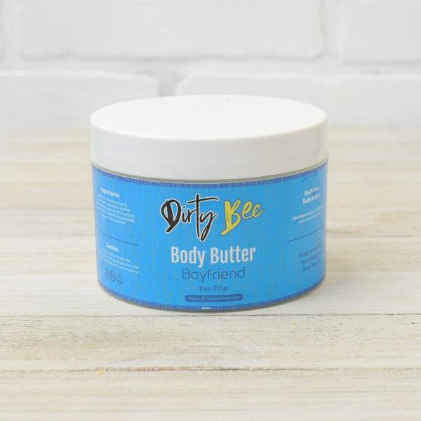 Dirty Bee Boyfriend Body Butter *Final Sale*