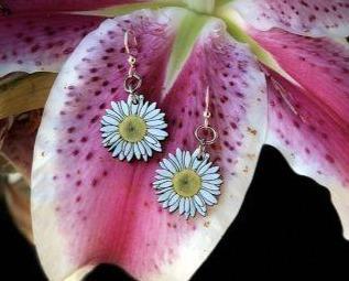 Daisy Blossom Earrings *Final Sale*