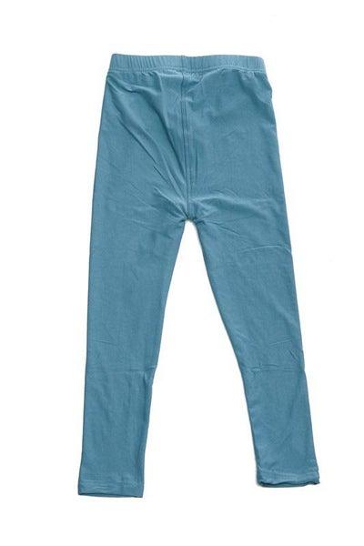 Sea Blue Legging For Girls