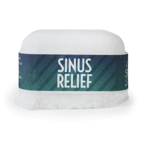 Sinus Relief Shower Steamer By Country Bathhouse *Final Sale*