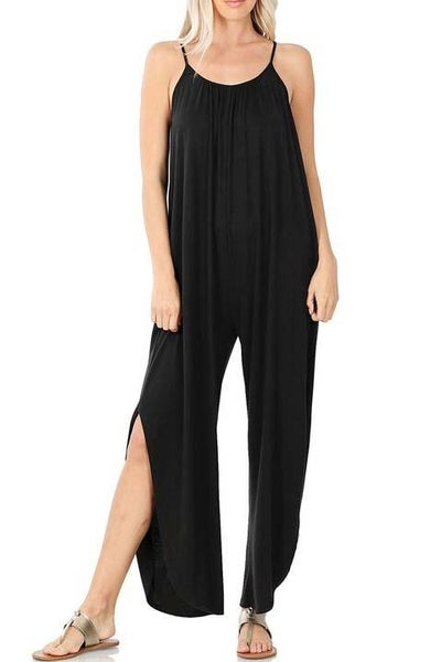 Black Jumpsuit For Women