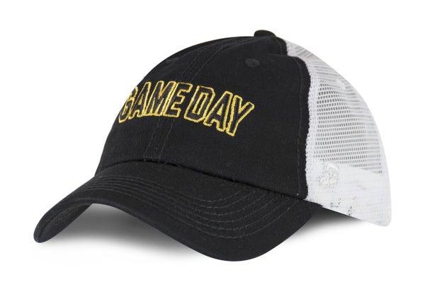 Hawkeye Game Day High Pony Trucker Hat - Women *Final Sale*