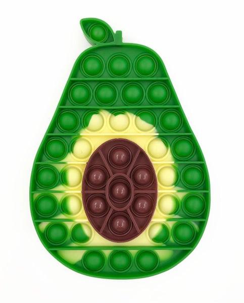 Avocado Fidget Popper Toy *Final Sale*