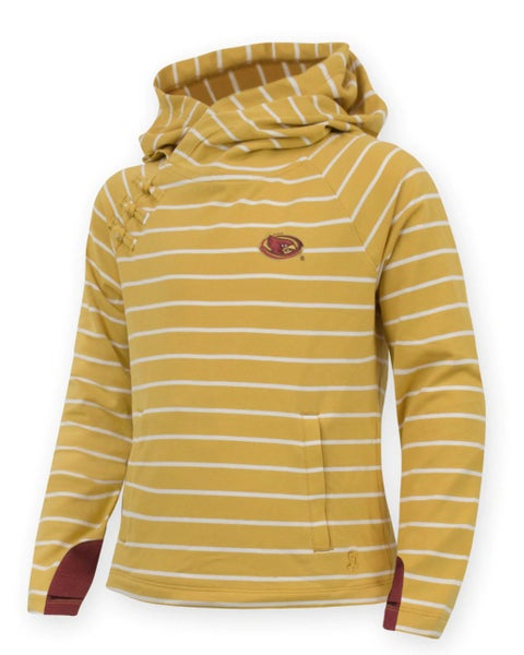 Iowa State Double Hoodie For Girls