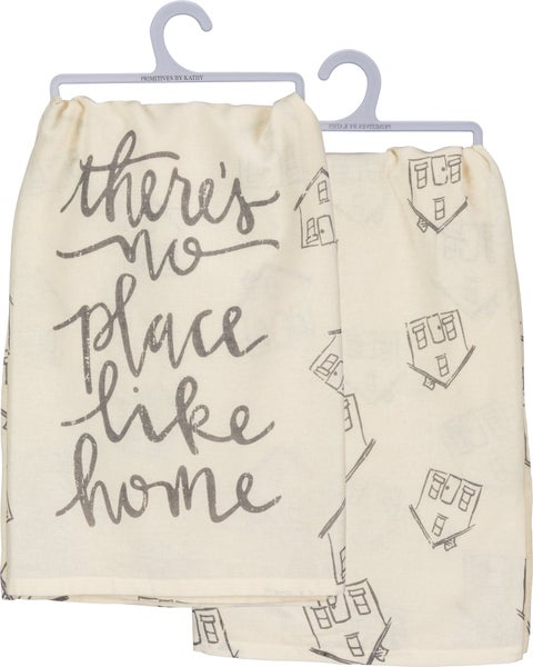 There's No Place Like Home Dish Towel *Final Sale*