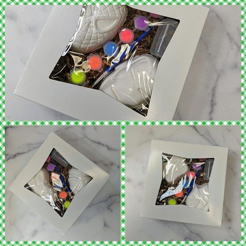 Kids Paint Your Own Bath Bomb Kit *Final Sale*