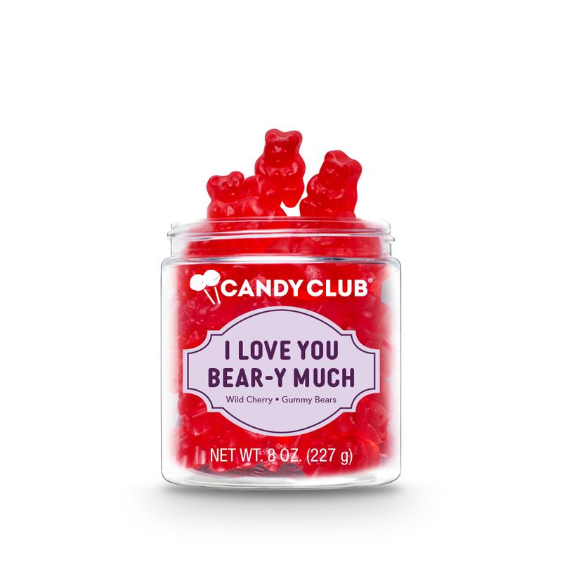 I Love You Bear-y Much - Candy Club *Final Sale*