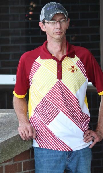 Iowa State Men's Polo