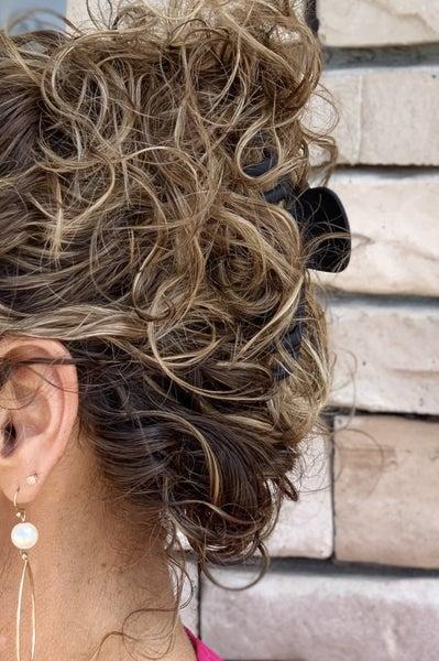 Big Claw Hair Clips Acrylic Finish *Final Sale*