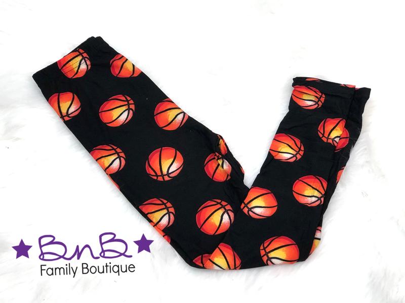 Basketball Essential Legging - Girls *Final Sale*