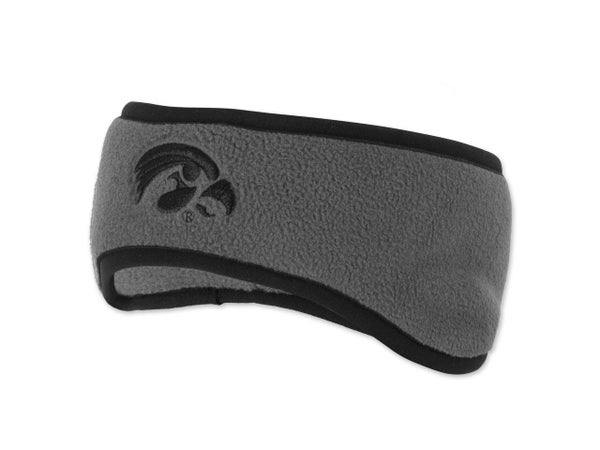 Iowa Fleece Headband - Adult *Final Sale*