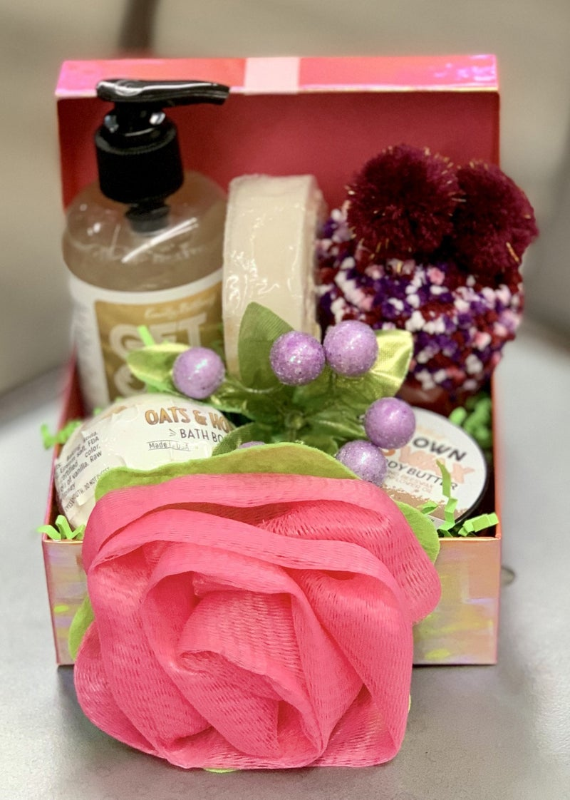 Oat's & Honey Mother's Day Gift Box *Final Sale*