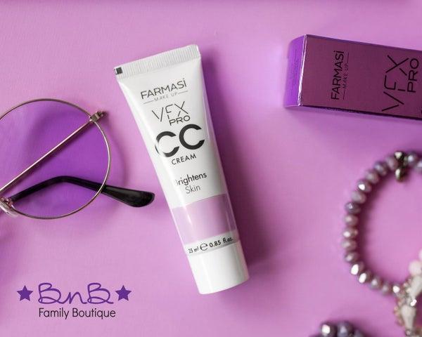 Farmasi VFX Pro Purple CC Cream *Final Sale*