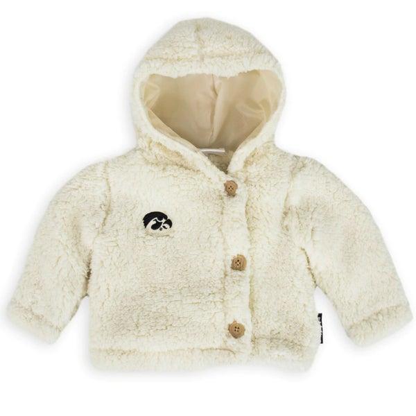 Baby Hawk Cozy Sherpa Jacket - Unisex