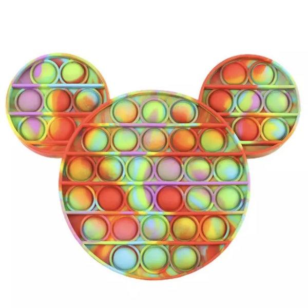 Multi Color Mickey Fidget Popper *Final Sale*