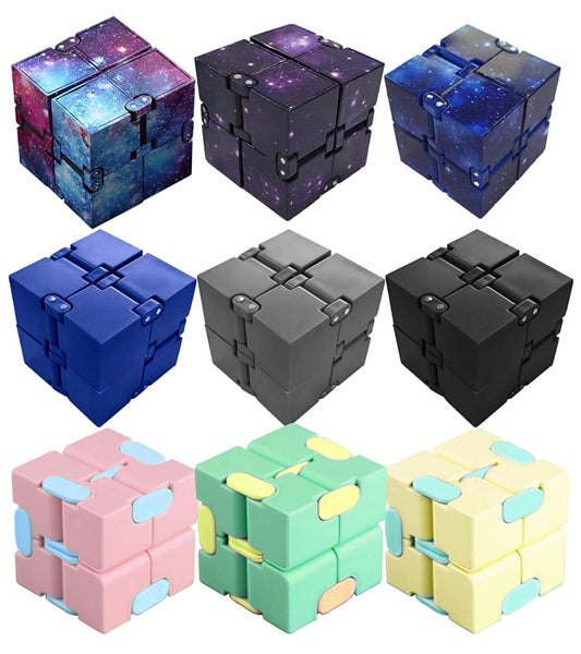 Infinity Cube Fidget Toy *Final Sale*