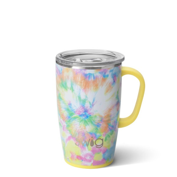 Swig You Glow Girl 18oz Mug