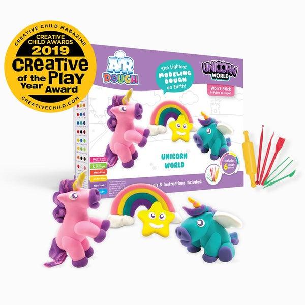 Unicorn World Air Dough Activity Kit *Final Sale*