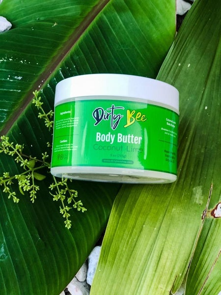Dirty Bee Coconut Lime Body Butter *Final Sale*