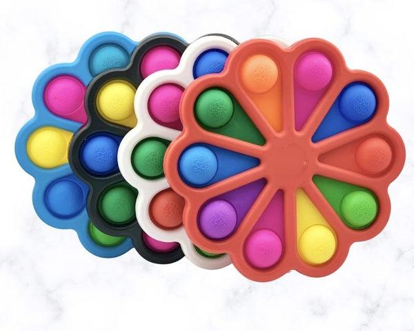 Large Pinwheel Bubble Popper Toy *Final Sale*