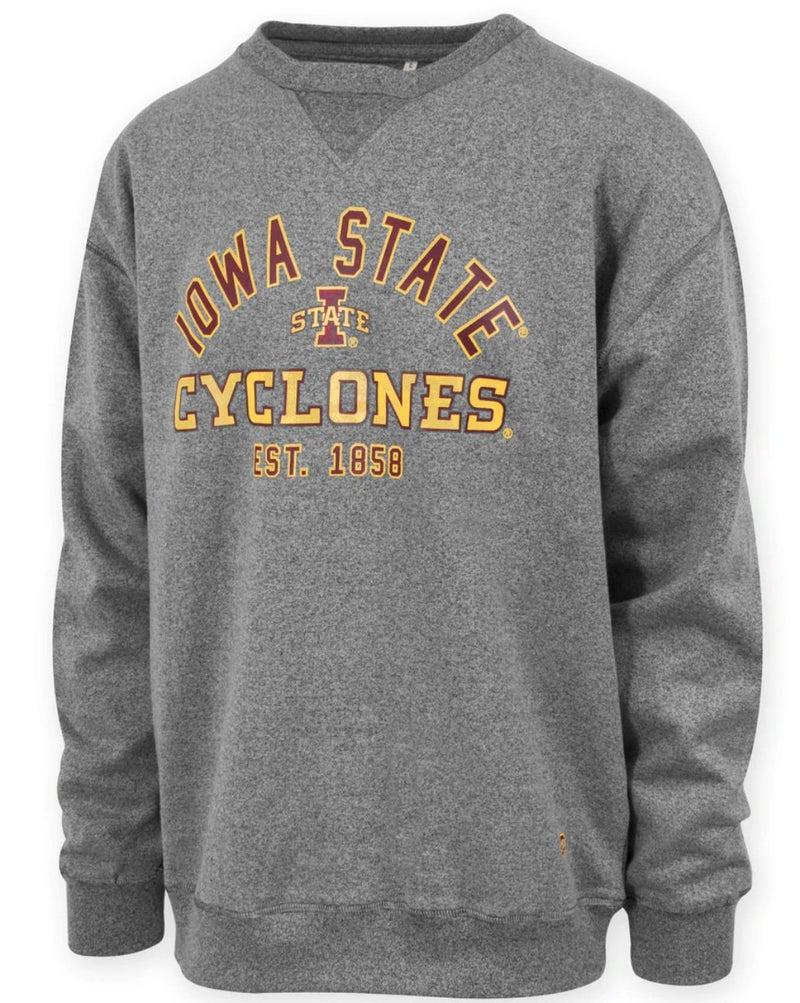 Iowa State Crew Sweatshirt - Adult