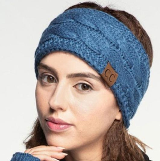 C.C. Winter Headband For Women *Final Sale*