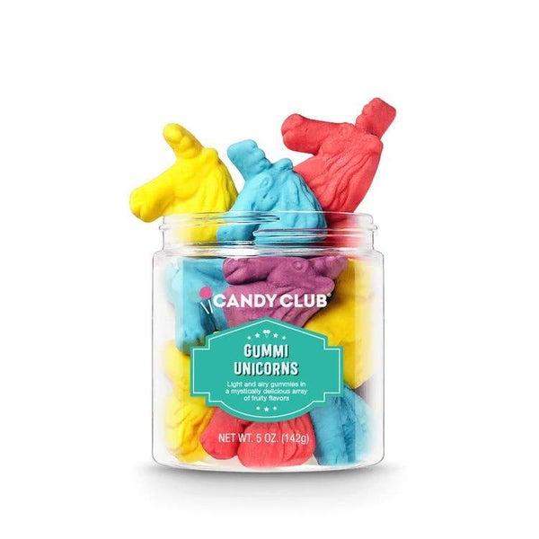 Gummi Unicorns - Candy Club Candy Bites *Final Sale*