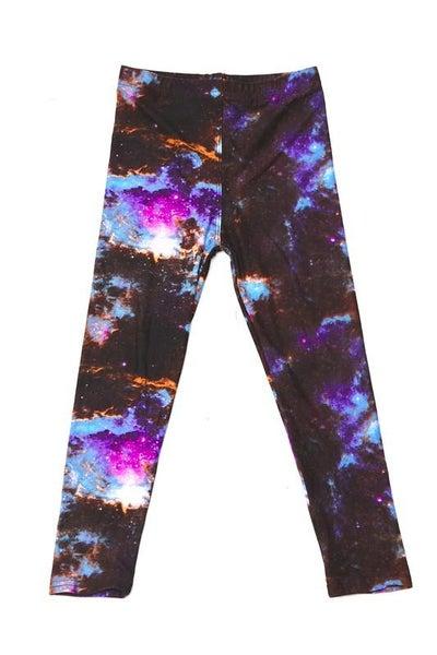 Galaxy Leggings - Girls