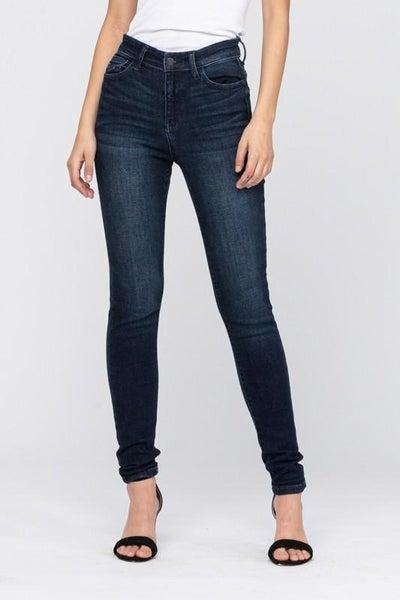 Judy Blue Super Dark High Rise Skinny Jean
