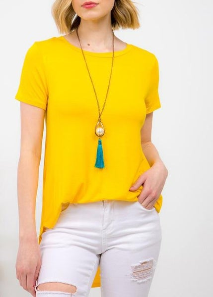 Everyday Gold Top For Women