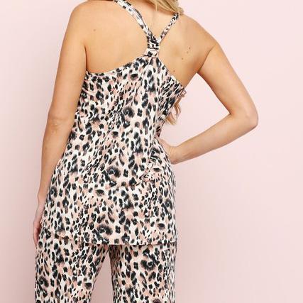 Wild Night Capri Loungewear For Women