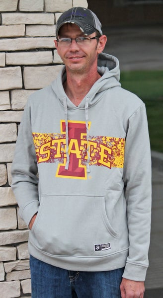 Iowa State Decked Out Hoodie - Unisex Adult