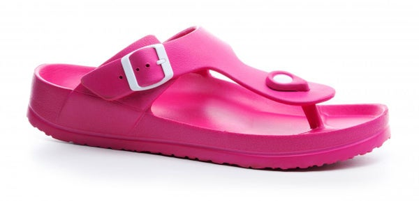 Corkys Pink Jet Ski Sandal